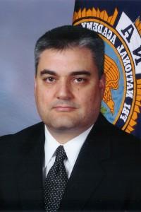 Hanson Police Chief Michael Miksch