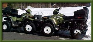 ATVs in Policing