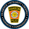 Hanson Police Department